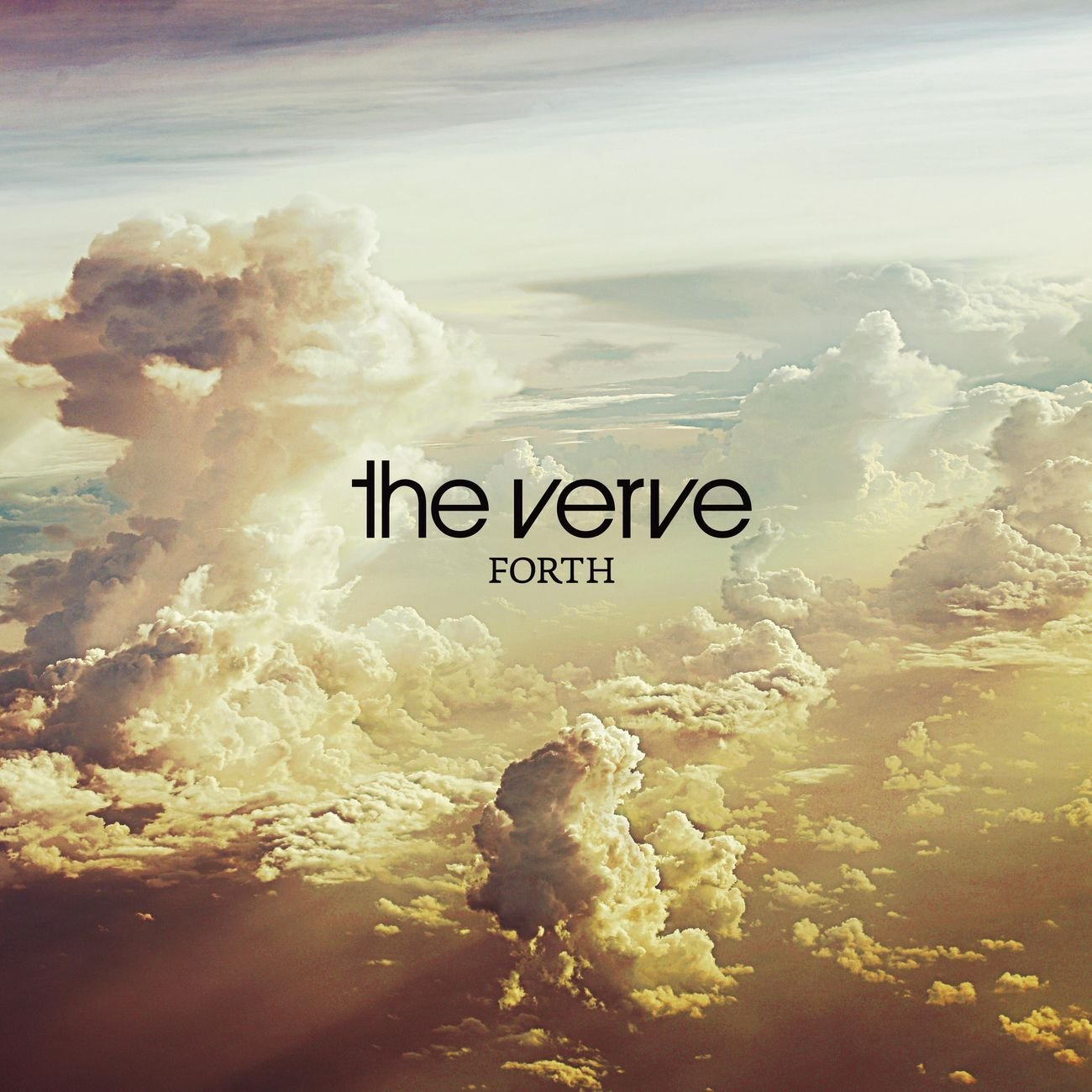 The Verve: Forth (2008) Book Cover