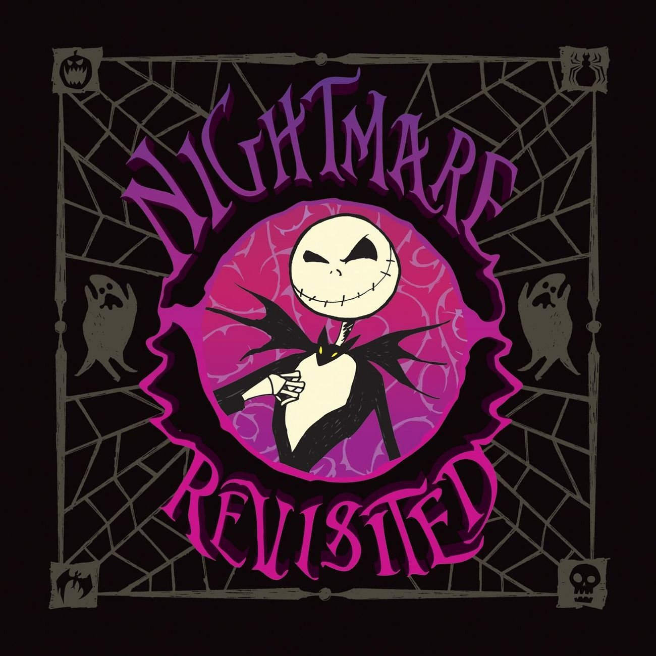 Various: Nightmare Revisited (2008) Book Cover