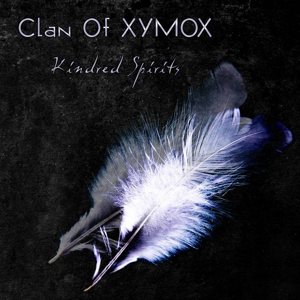 Clan Of Xymox: Kindred Spirits (2012) Book Cover