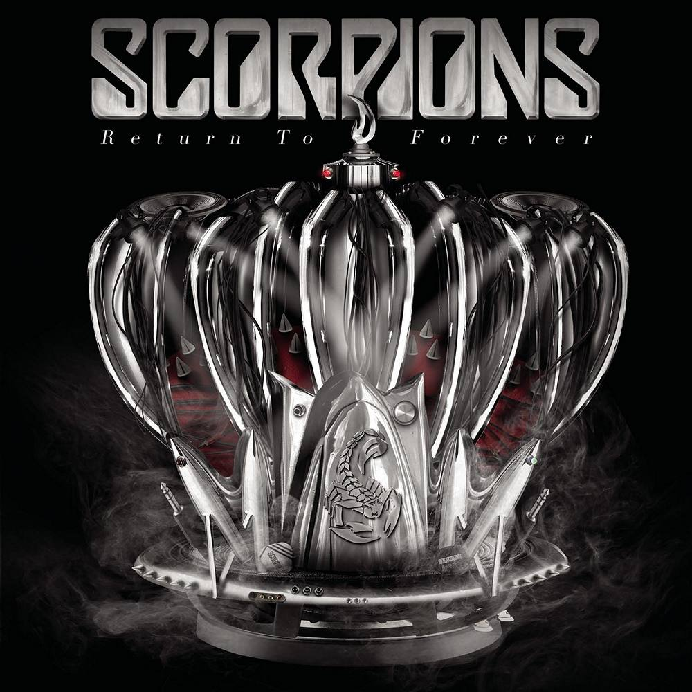 Scorpions: Return To Forever (2015) Book Cover
