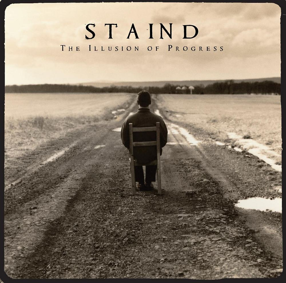 Staind: The Illusion Of Progress (2008) Book Cover