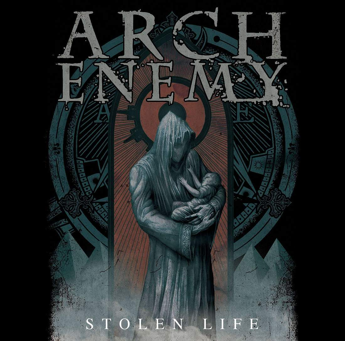Arch Enemy: Stolen Life (2015) Book Cover