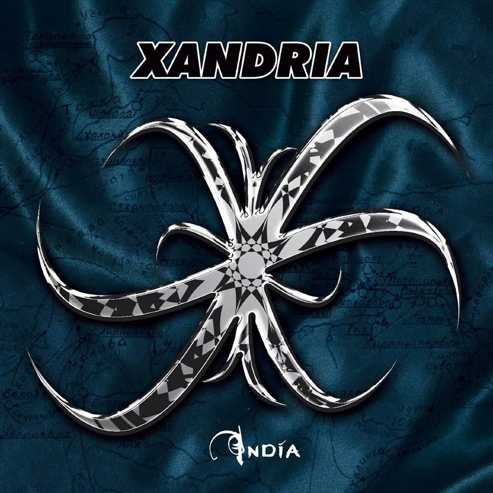 Xandria: India (2005) Book Cover