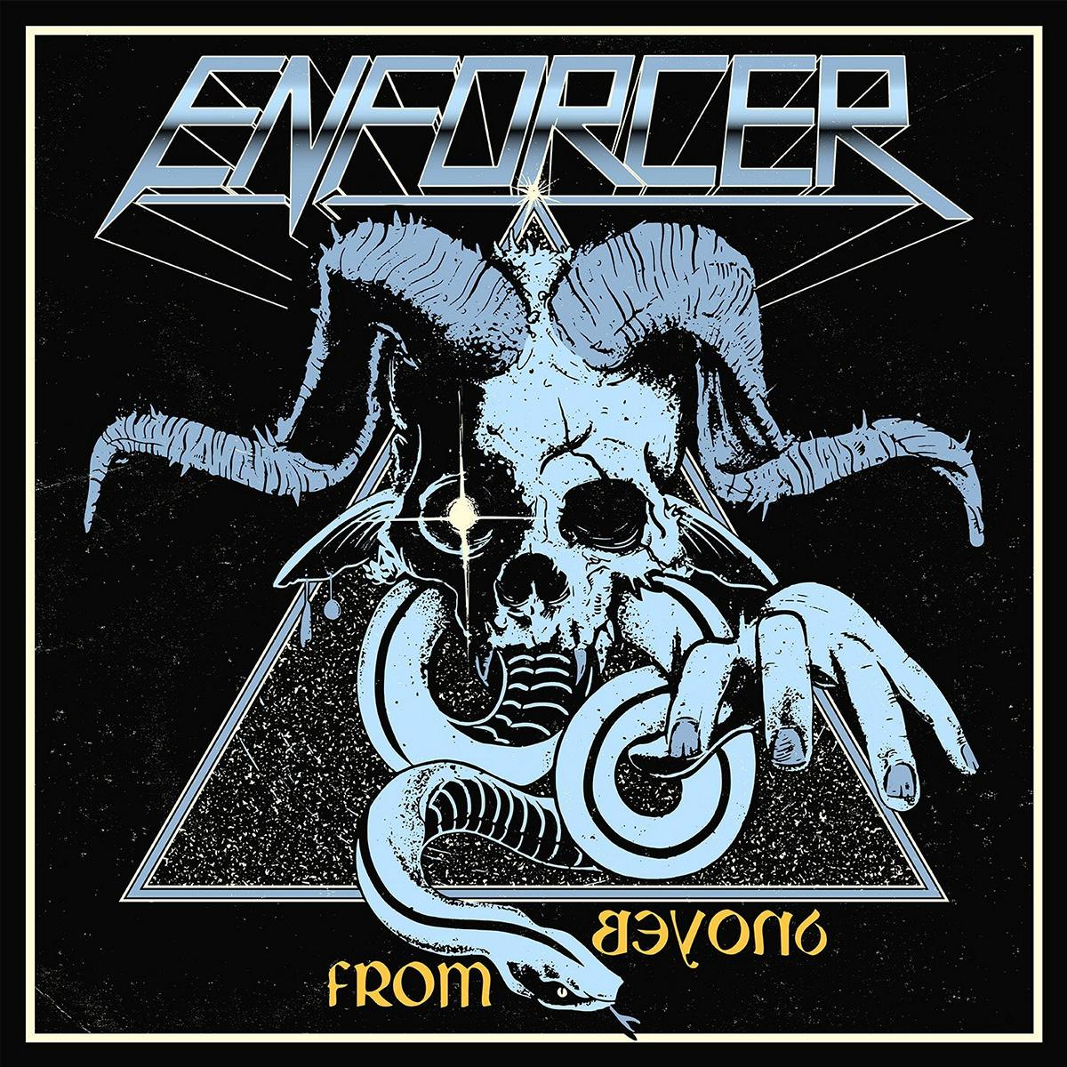 Enforcer: From Beyond (2015) Book Cover