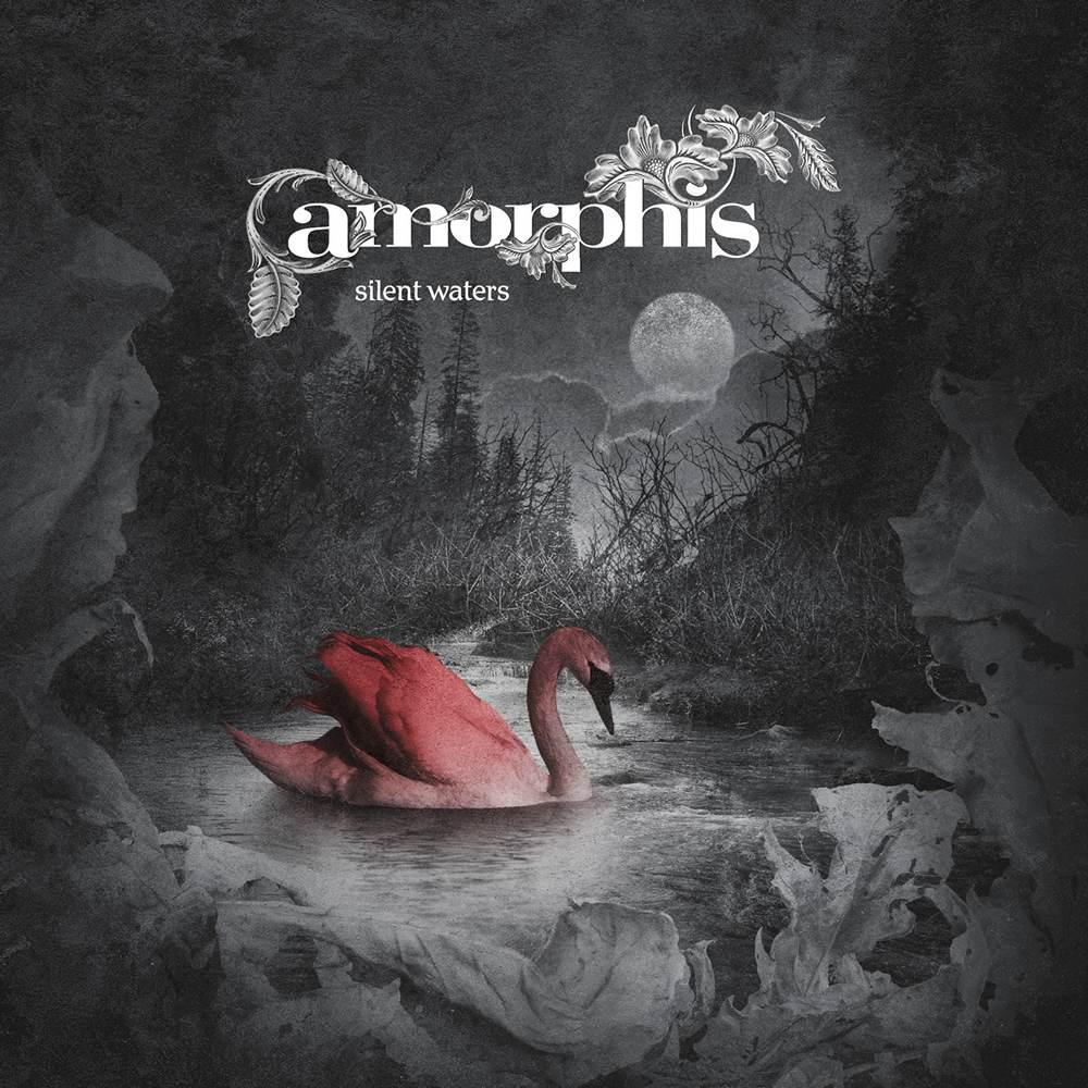 Amorphis: Silent Waters (2007) Book Cover