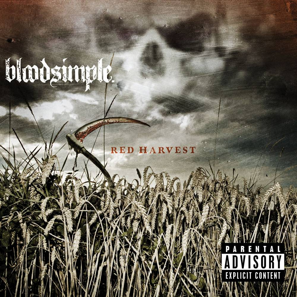 Bloodsimple: Red Harvest (2007) Book Cover