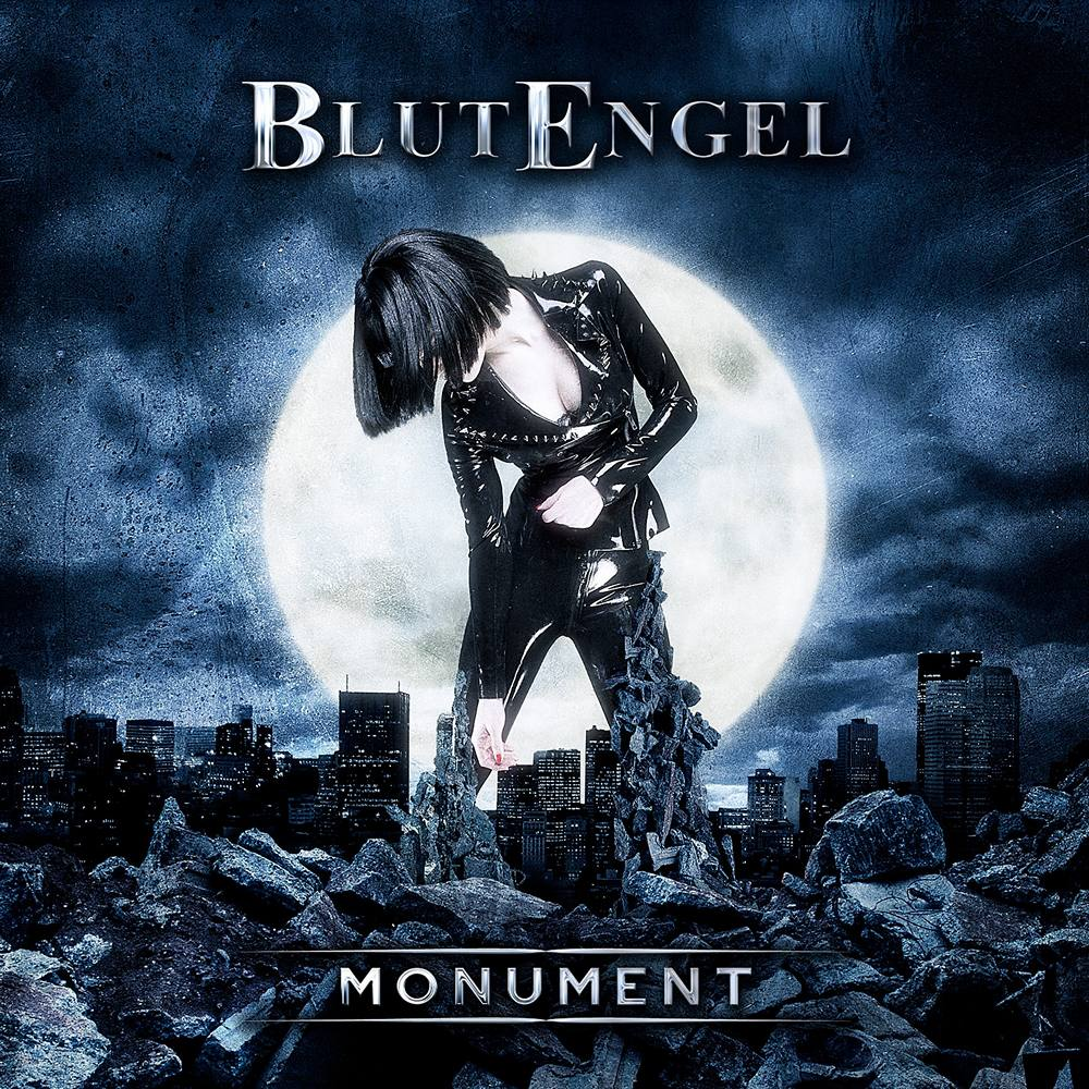 Blutengel: Monument (2013) Book Cover