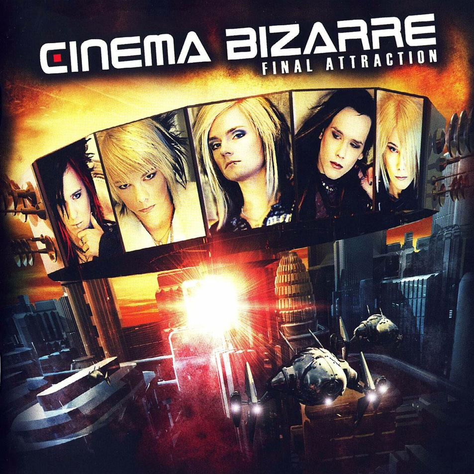 Cinema Bizarre: Final Attraction (2007) Book Cover