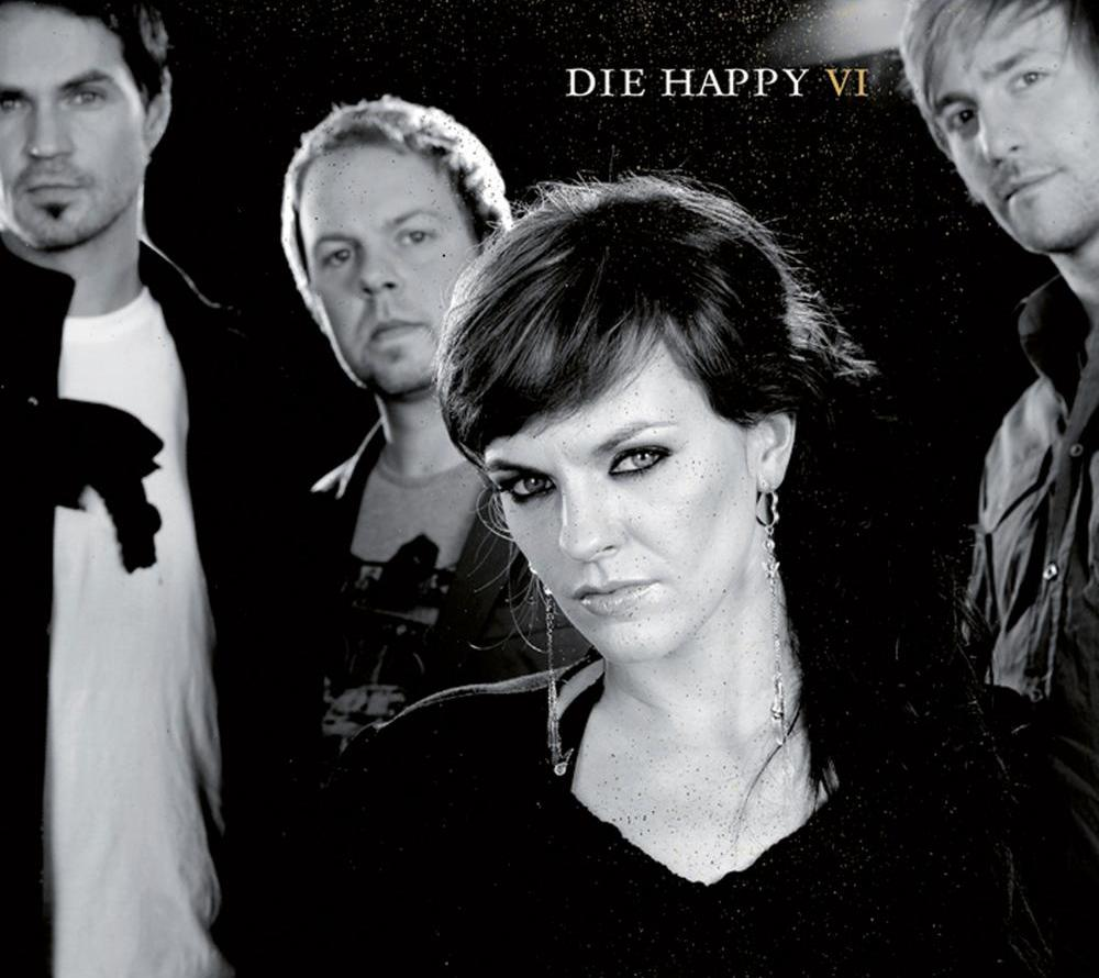 Die Happy: Six (2008) Book Cover