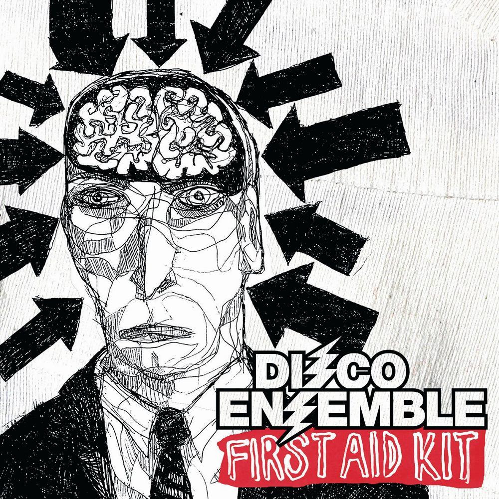 Disco Ensemble: First Aid Kit (2006) Book Cover