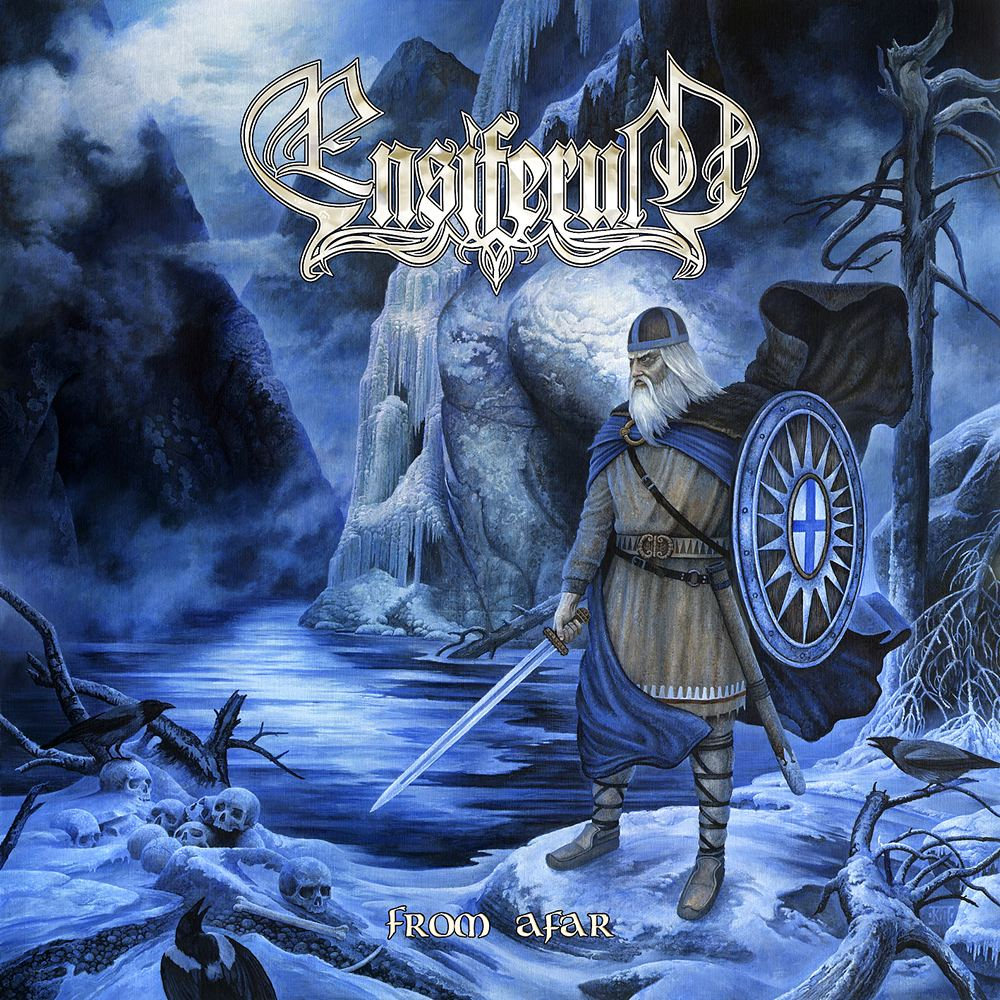 Ensiferum: From Afar (2009) Book Cover
