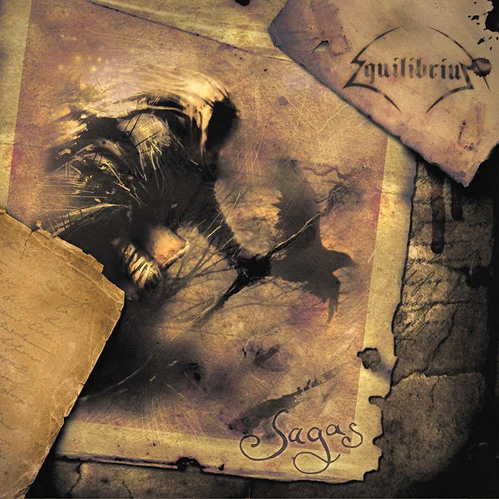 Equilibrium: Sagas (2008) Book Cover