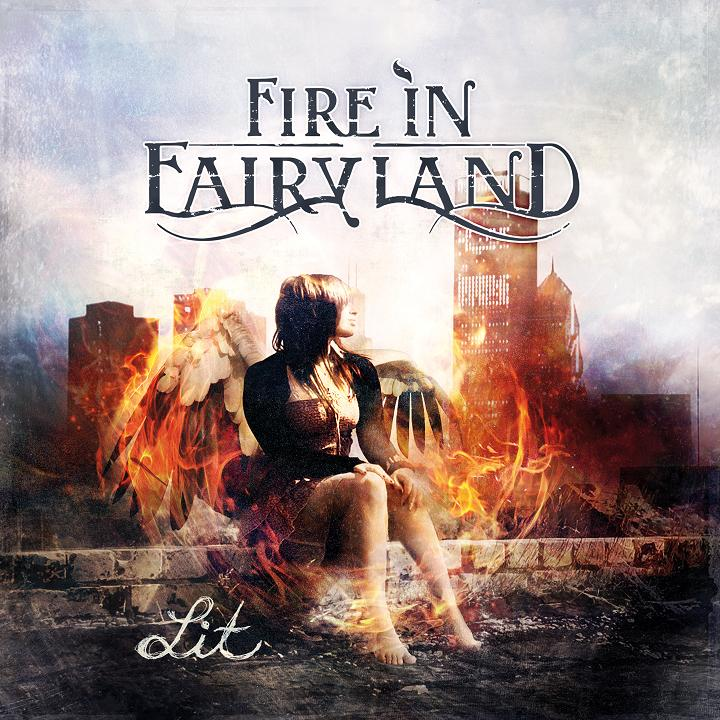 Fire in Fairyland: Lit (2011) Book Cover