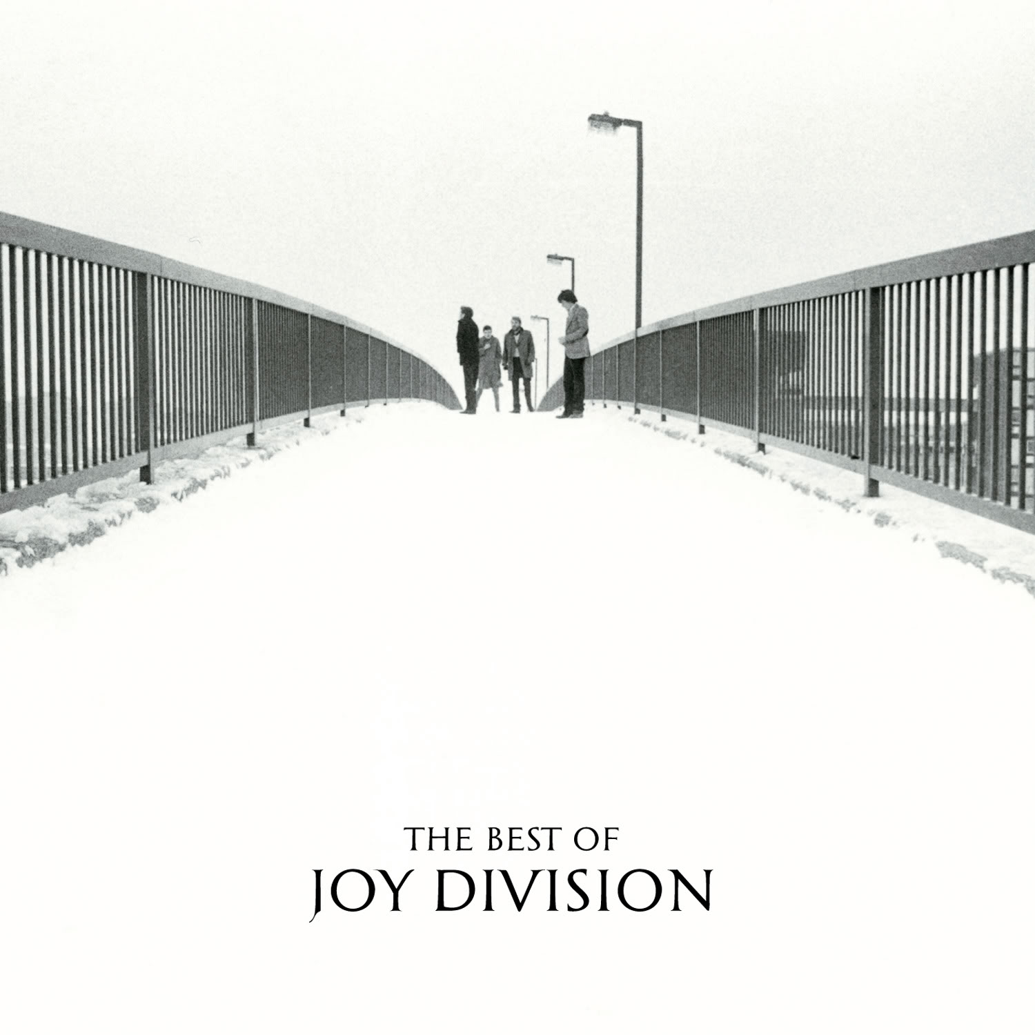 Joy Division: The Best Of (2008) Book Cover