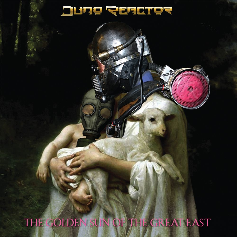 Juno Reactor: The Golden Sun of the Great East (2013) Book Cover