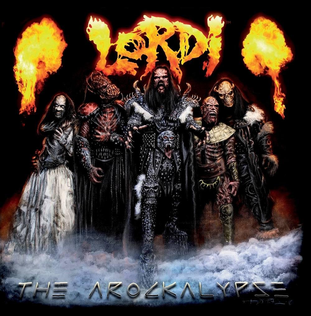 Lordi: The Arockalypse (2006) Book Cover