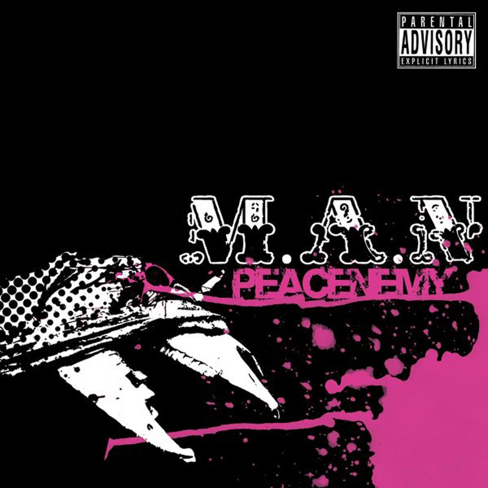 M.A.N.: Peacenemy (2008) Book Cover