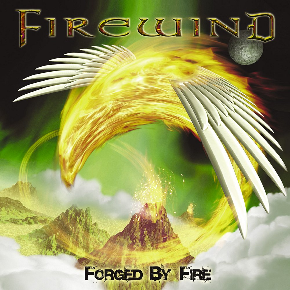 Firewind: Forged By Fire (2005) Book Cover