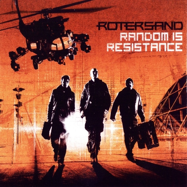 Rotersand: Random is Resistance (2009) Book Cover