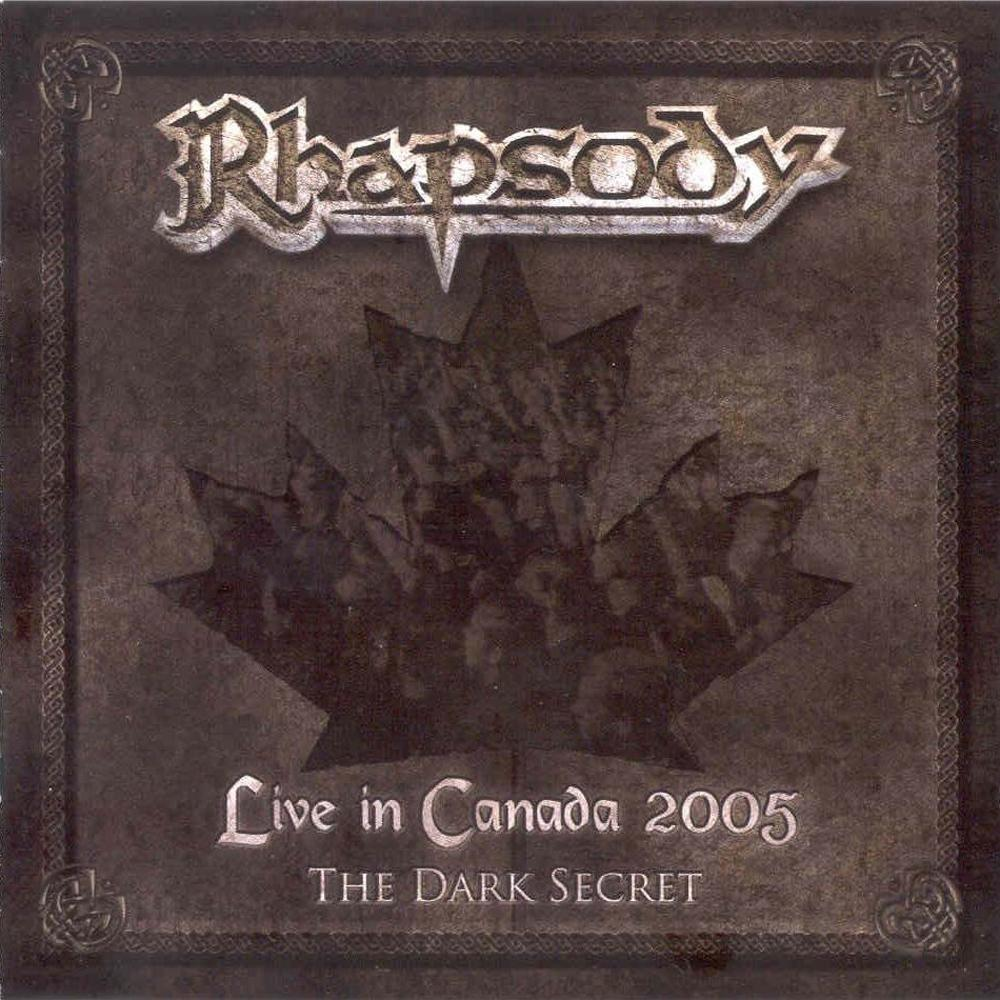 Rhapsody: Live in Canada (2006) Book Cover