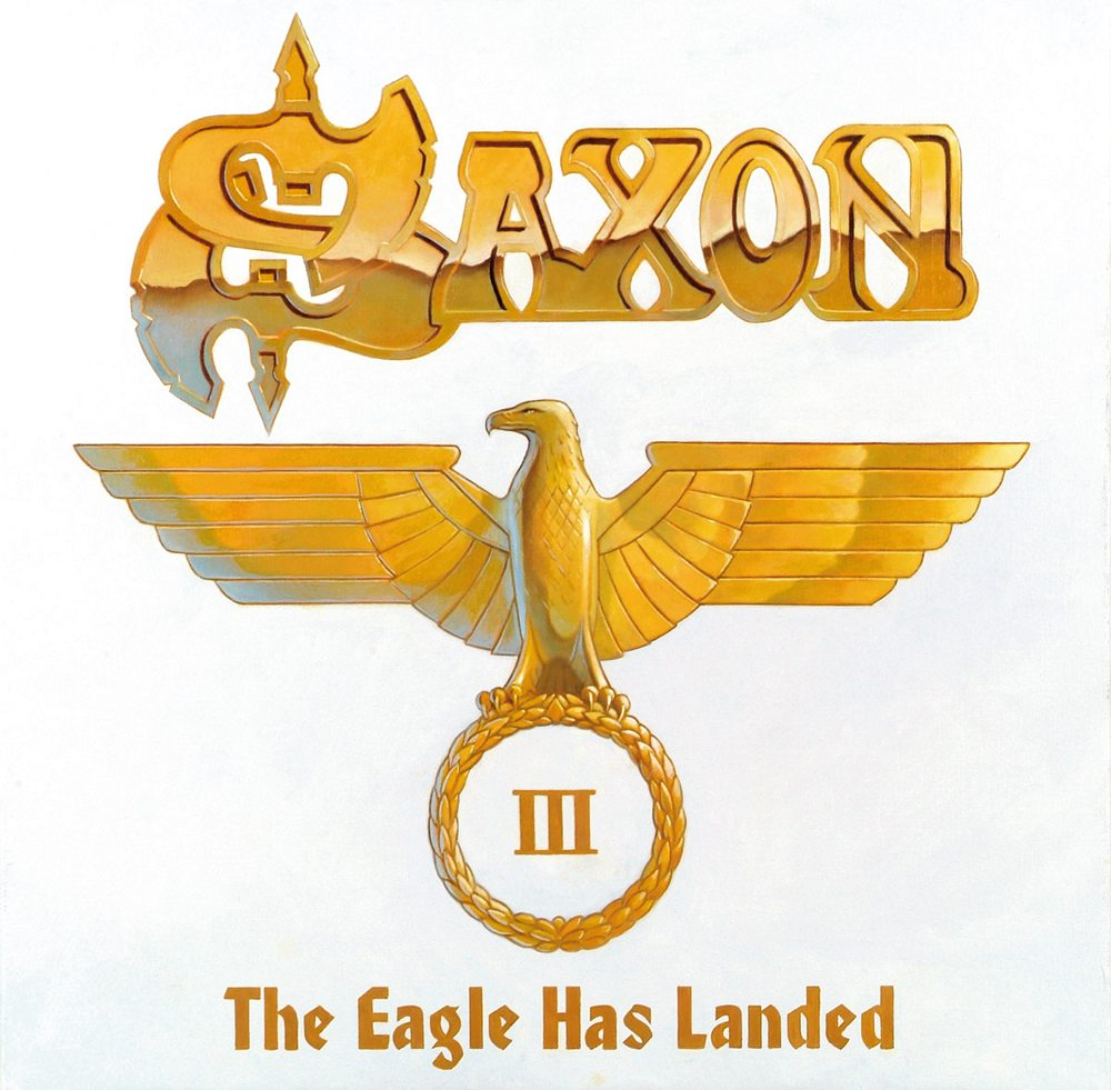 Saxon: The Eagle Has Landed Pt.3 (2006) Book Cover