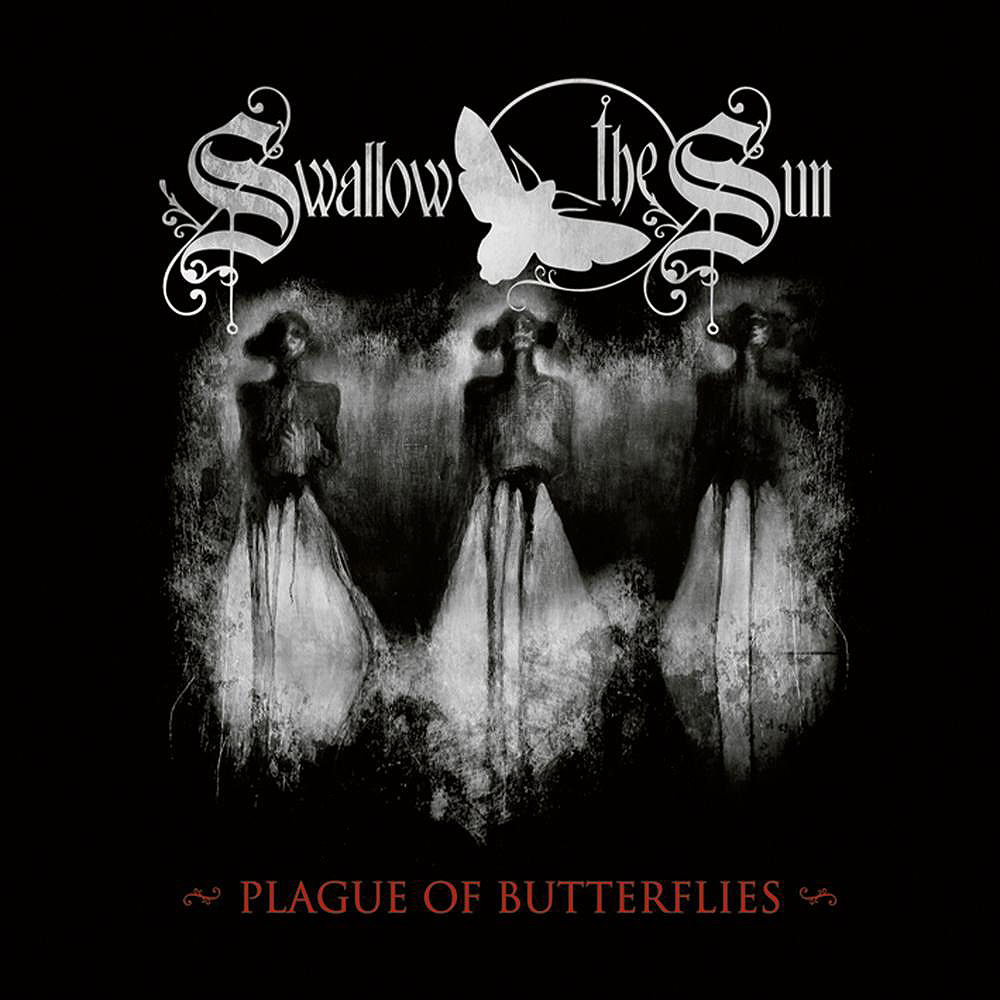 Swallow The Sun: Plague Of Butterflies (2008) Book Cover