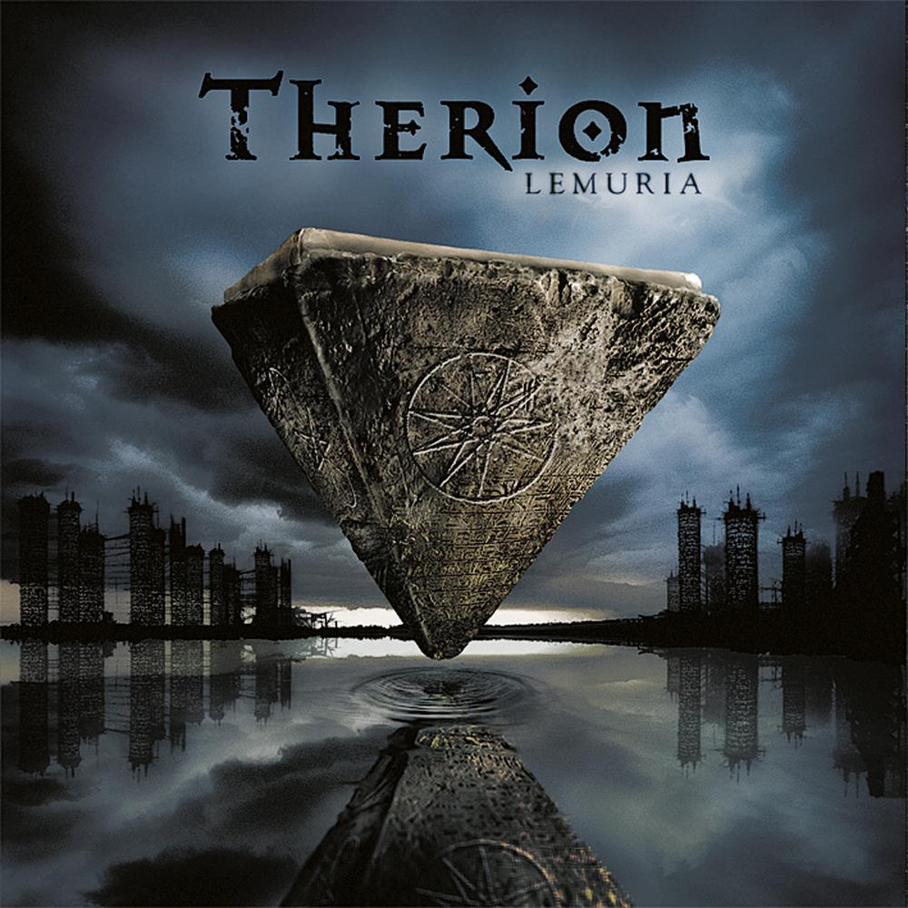 Therion: Sirius B / Lemuria (2004) Book Cover