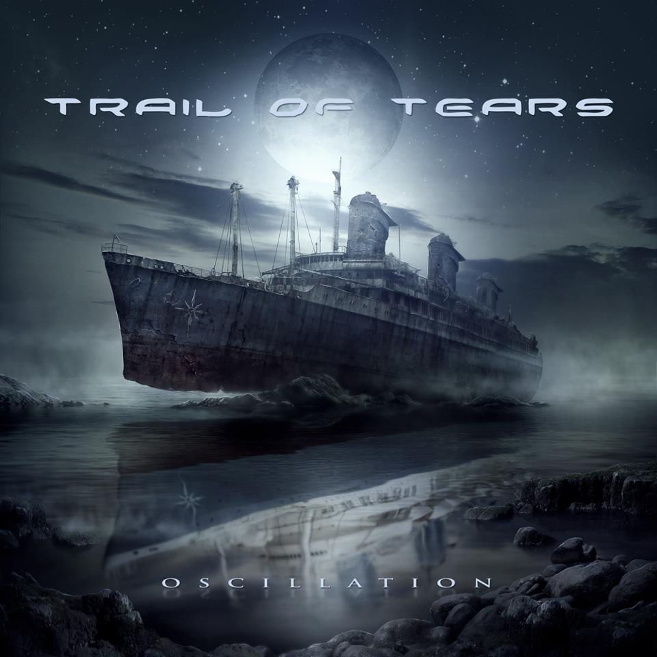 Trail of Tears: Oscillation (2013) Book Cover