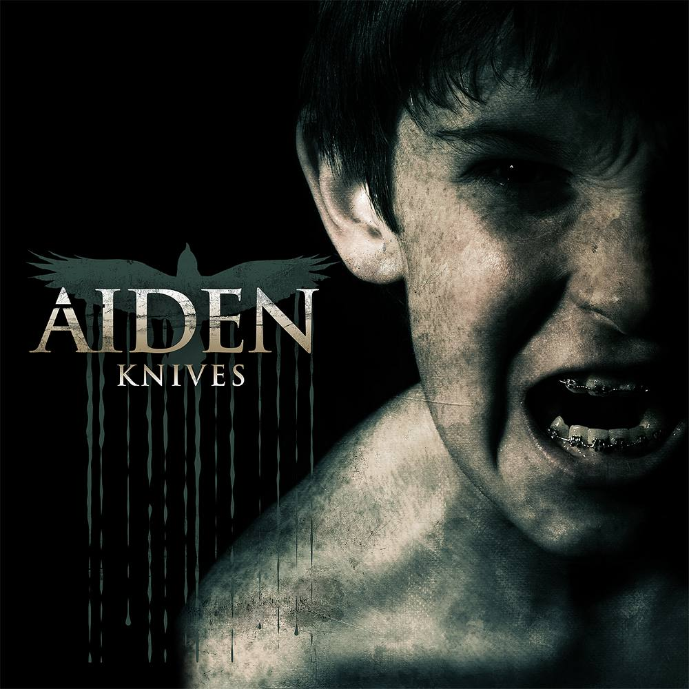Aiden: Knives (2009) Book Cover