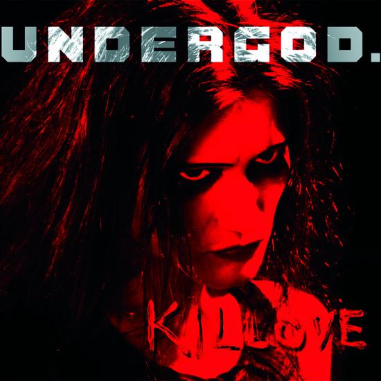 Undergod: Killove (2006) Book Cover