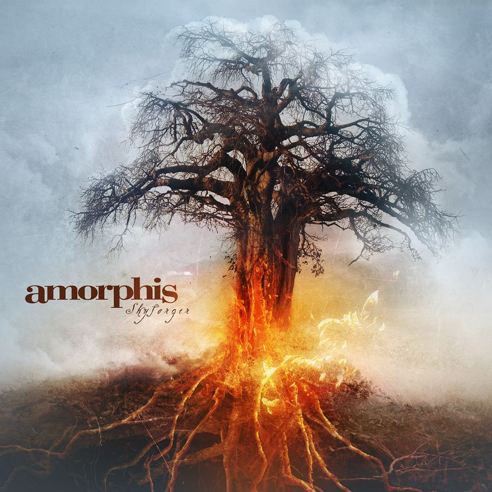 Amorphis: Skyforger (2009) Book Cover
