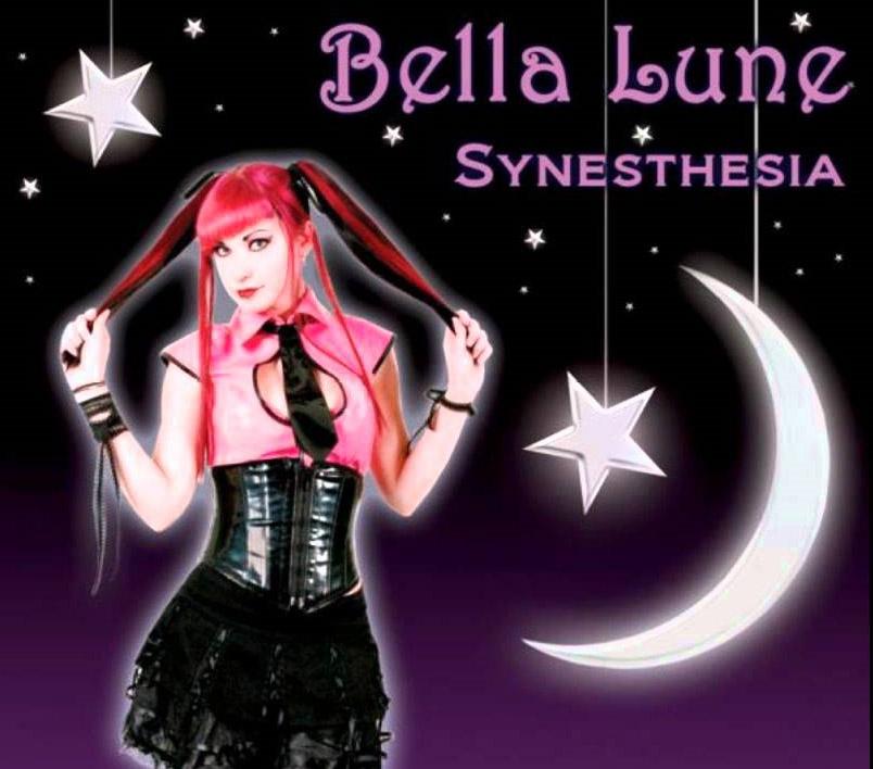 Bella Lune: Synesthesia (2010) Book Cover