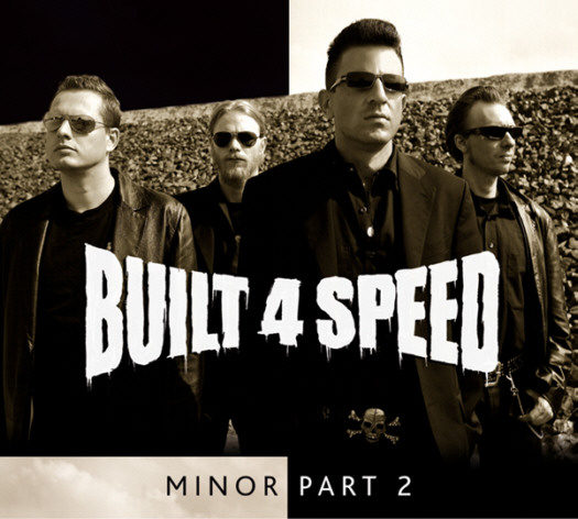 Built 4 Speed: Minor Part 2 (2007) Book Cover