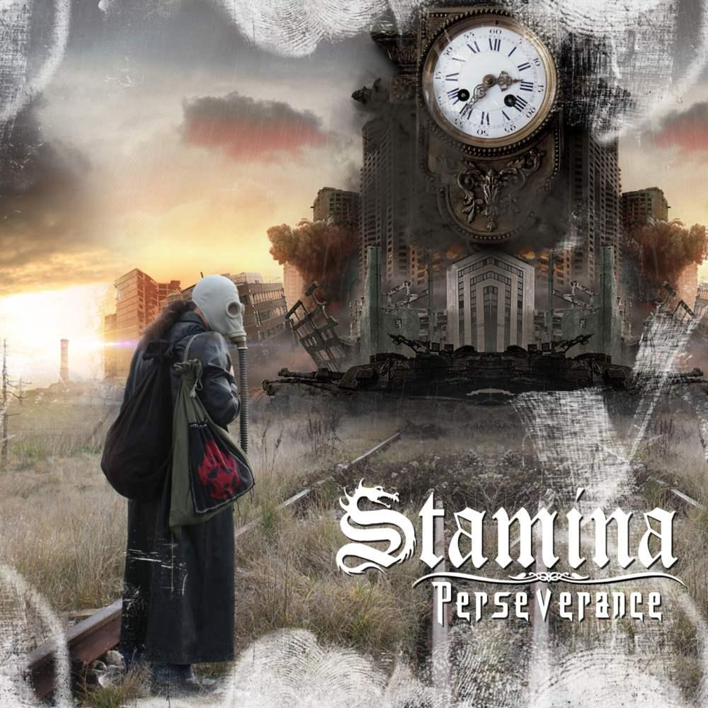 Stamina: Perseverance (2014) Book Cover