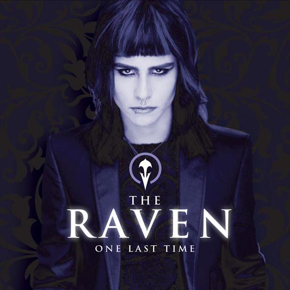 The Raven: One Last Time (2009) Book Cover