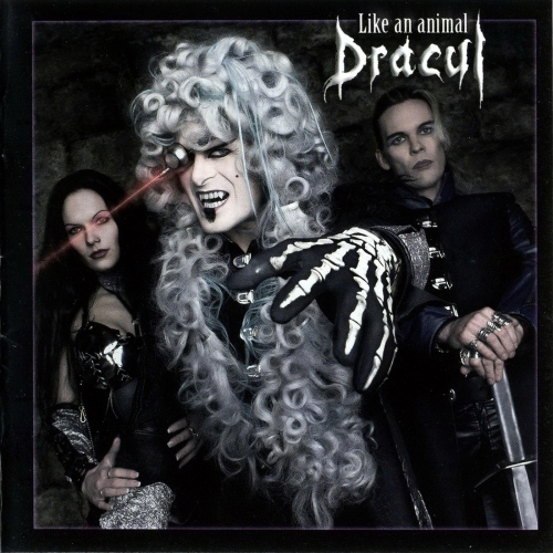 Dracul: Like an Animal (2006) Book Cover