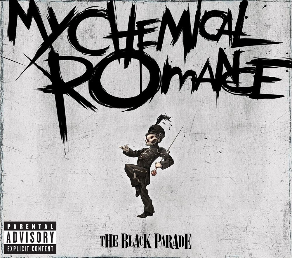 My Chemical Romance: The Black Parade (2006) Book Cover