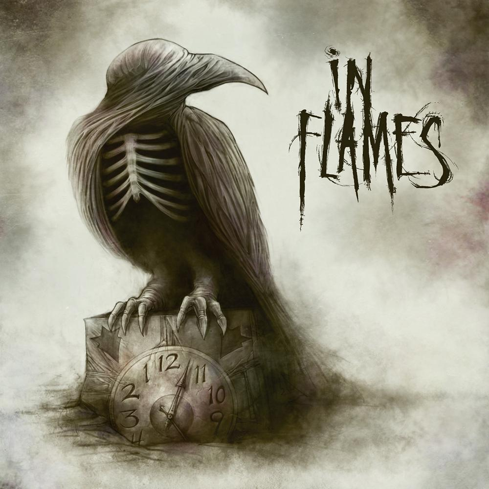 In Flames: Sounds Of A Playground Fading (2011) Book Cover