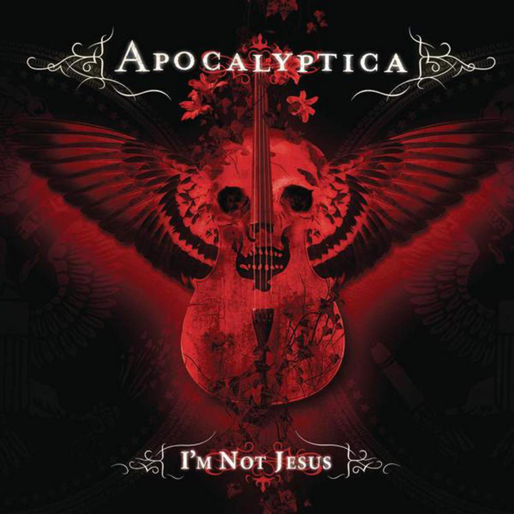 Apocalyptica feat. Corey Taylor: I'm not Jesus (2007) Book Cover