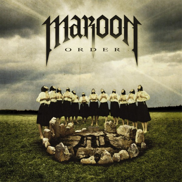 Maroon: Order (2009) Book Cover
