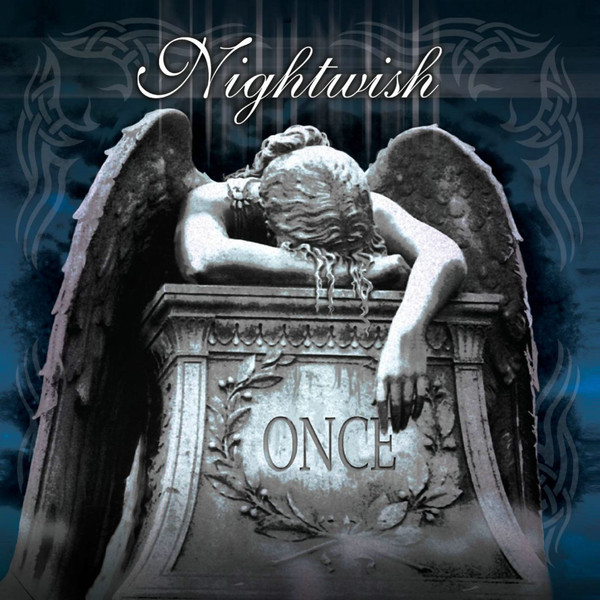 Nightwish: Once (2004) Book Cover