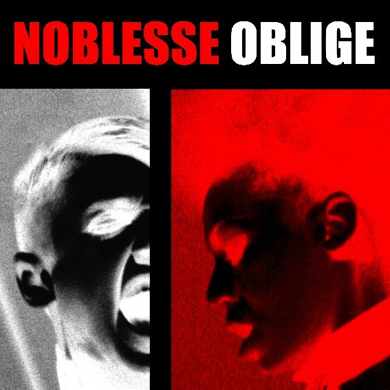 Noblesse Oblige: Privilege Entails Responsibility (2009) Book Cover