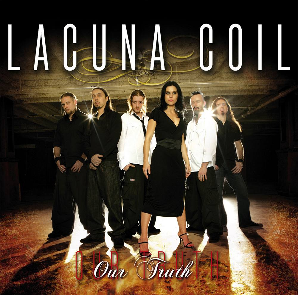 Lacuna Coil: Our Truth (2006) Book Cover