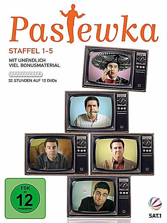 Pastewka: Staffel 1-5 (2011) Book Cover