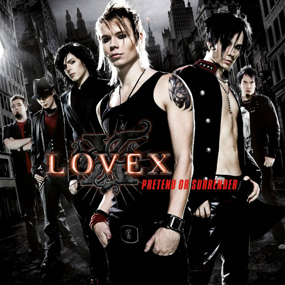 Lovex: Pretend Or Surrender (2008) Book Cover