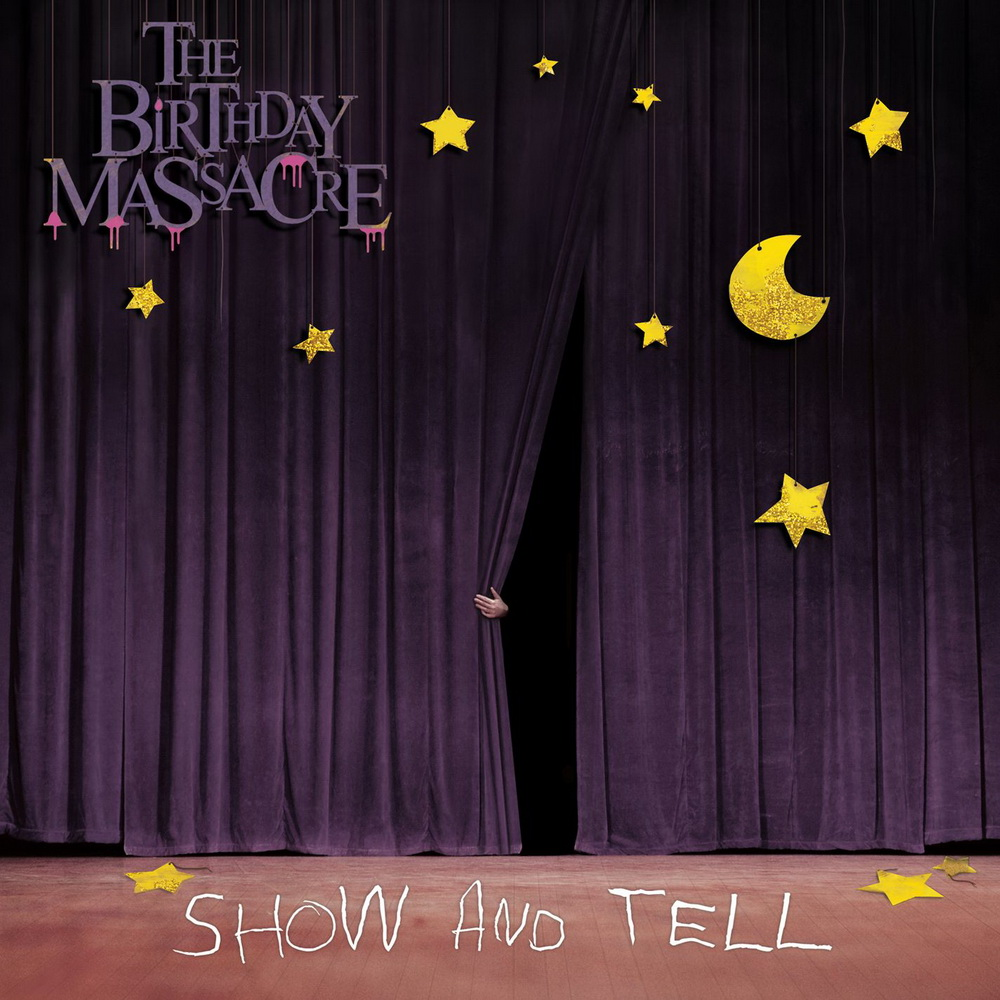 The Birthday Massacre: Show And Tell (2009) Book Cover