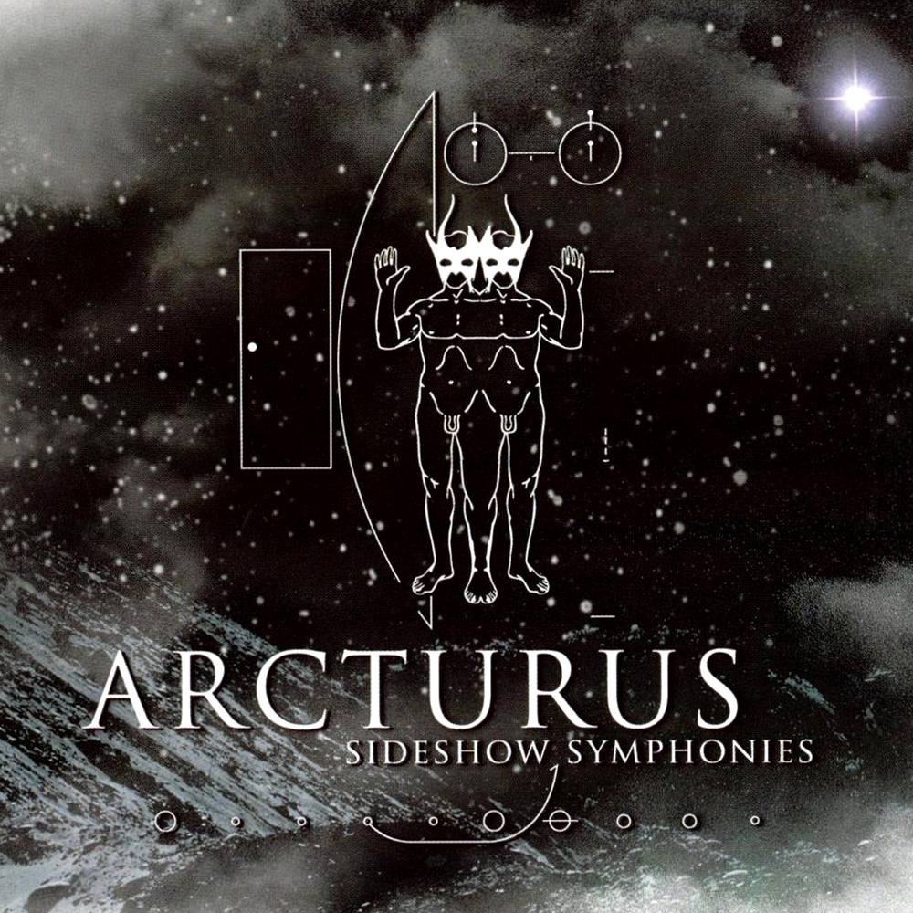 Arcturus: Sideshow Symphonies (2005) Book Cover