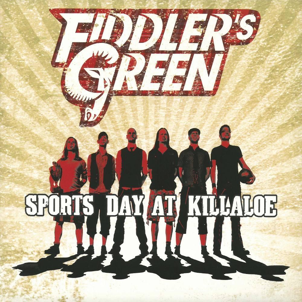 Fiddler's Green: Sports Day at Killaloe (2009) Book Cover