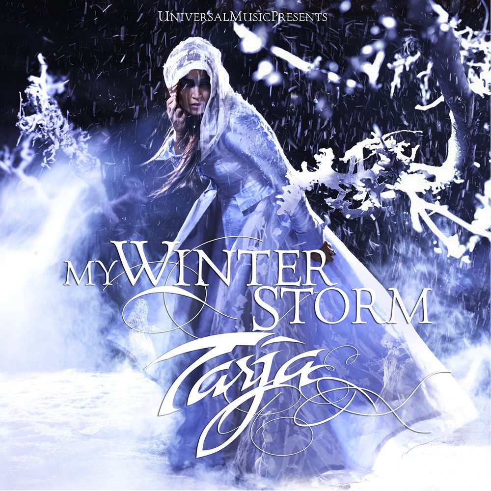 Tarja Turunen: My Winter Storm (2007) Book Cover