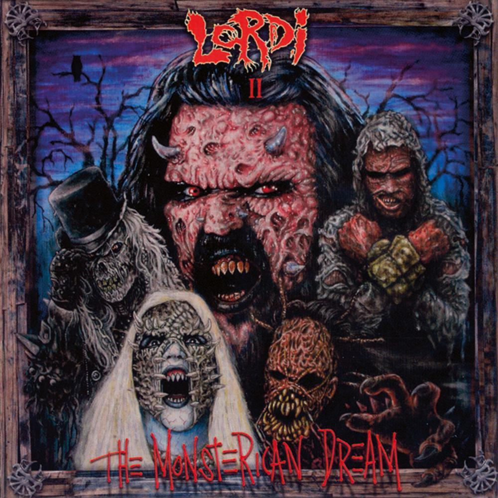 Lordi: Monsterican Dream (2004) Book Cover